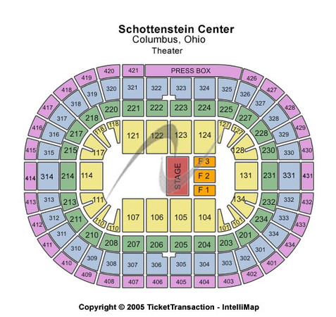 Schottenstein Center Theater