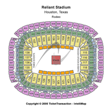 Nrg Stadium Tickets In Houston Texas Nrg Stadium Seating Charts