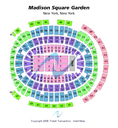 madison square garden tickets in new york seating charts events and