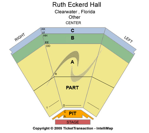 Ruth Eckerd Hall Other