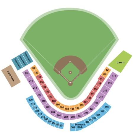 Td Bank Ballpark Tickets In Bridgewater New Jersey Td