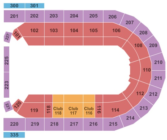 Mohegan Sun Arena At Casey Plaza Tickets In Wilkes Barre