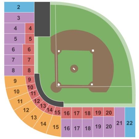 Cashman field tickets in las vegas nevada cashman field seating