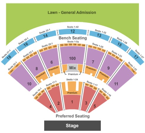 Bethel Woods Center For The Arts Tickets In Bethel New