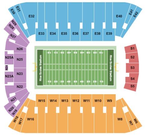 Rice Eccles Stadium Map Rice Eccles Stadium Tickets in Salt Lake City Utah, Rice Eccles