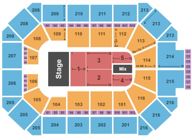allstate arena tickets in rosemont illinois allstate arena