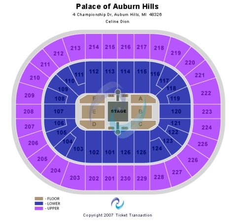 How To Order Tickets Palace Of Auburn Hills