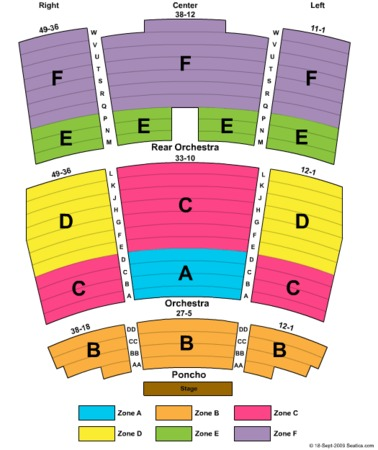 Group blue orlando seating chart man