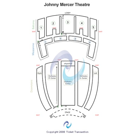 Johnny Mercer Theatre Celtic Woman