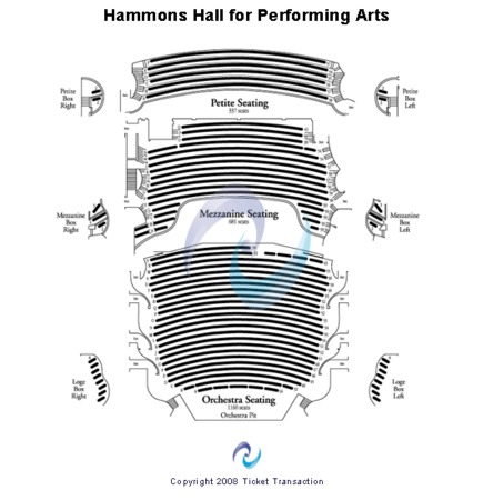 Hammons Hall For The Performing Arts Tickets Springfield Mo