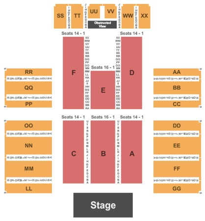 Fantasy springs casino concerts seating chart