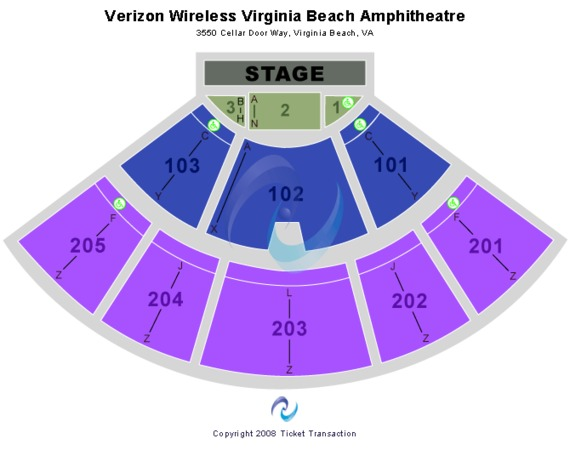 virginia beach amphitheatre parking lot tickets in virginia beach virginia seating charts. Black Bedroom Furniture Sets. Home Design Ideas