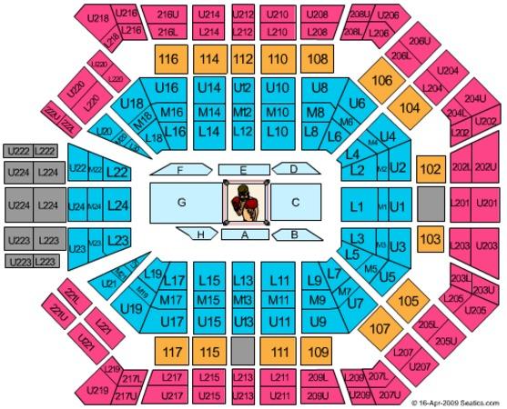 Mgm Grand Garden Arena Tickets In Las Vegas Nevada