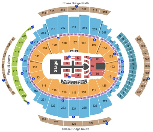 Madison Square Garden Tickets in New York, Seating Charts ...