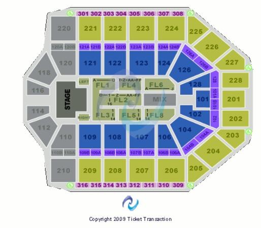 Van Andel Arena American Idols