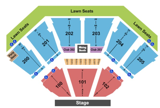 Starplex Pavilion Tickets In Dallas Texas Starplex