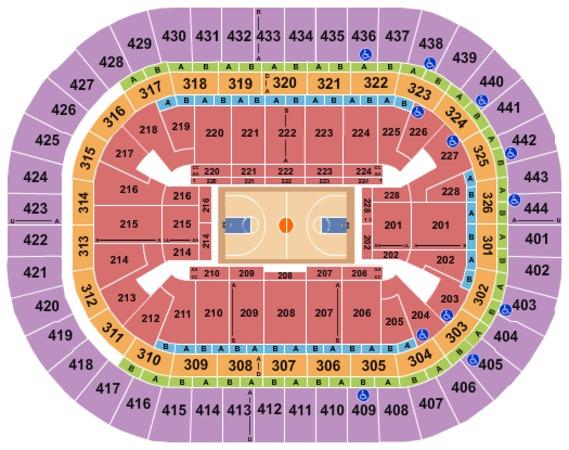 Honda Center Tickets In Anaheim California Honda Center Seating