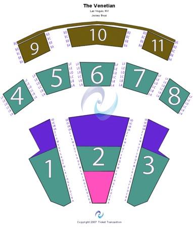Palazzo Theatre Venetian Tickets In Las Vegas Nevada