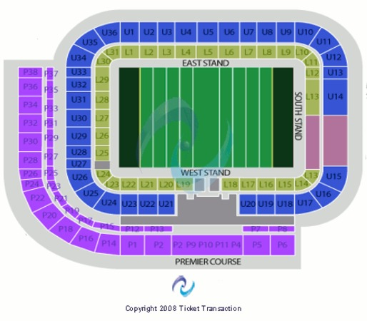 Stadium Lights Capacity