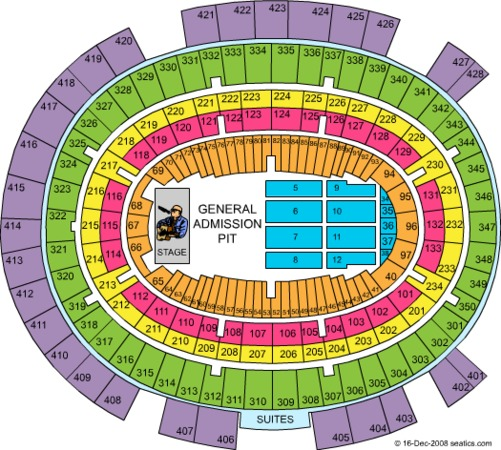 Madison Square Garden Tickets In New York Seating Charts Events And Schedule