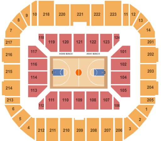 Gampel pavilion tickets in storrs mansfield connecticut gampel