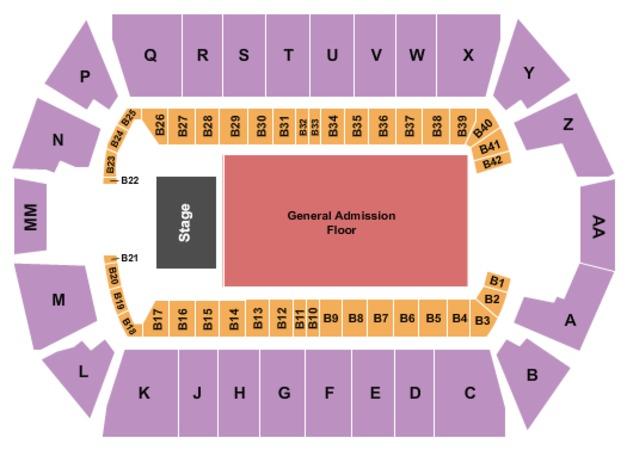 Tingley Coliseum Tickets In Albuquerque New Mexico