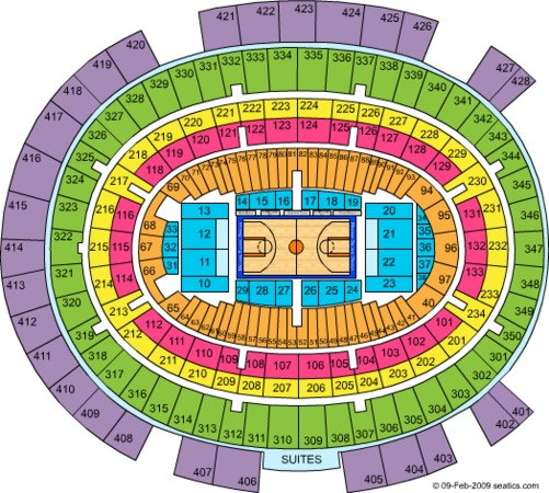 Madison Square Garden Tickets In New York Seating Charts