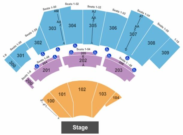 The Wharf Amphitheatre Tickets In Orange Beach Alabama