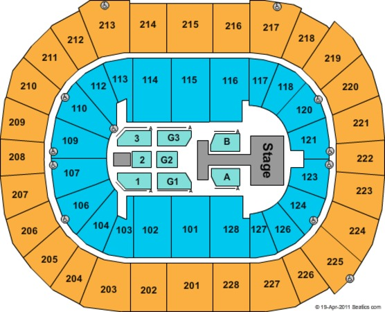 SAP Center Britney Spears