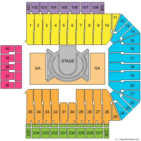 Oklahoma Memorial Stadium Tickets in Norman Oklahoma ...