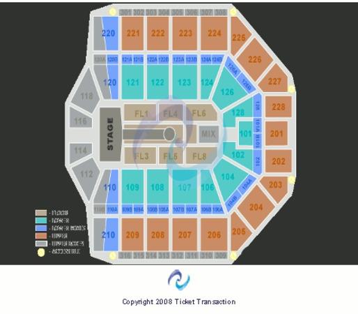 Van Andel Arena Tickets In Grand Rapids Michigan Van