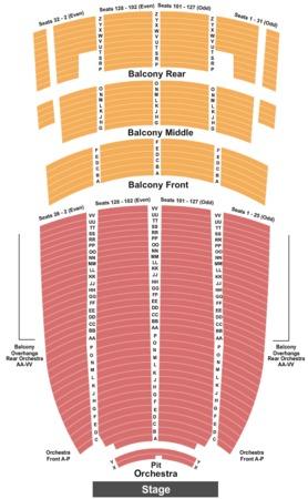 Paramount theatre tickets in oakland california paramount theatre