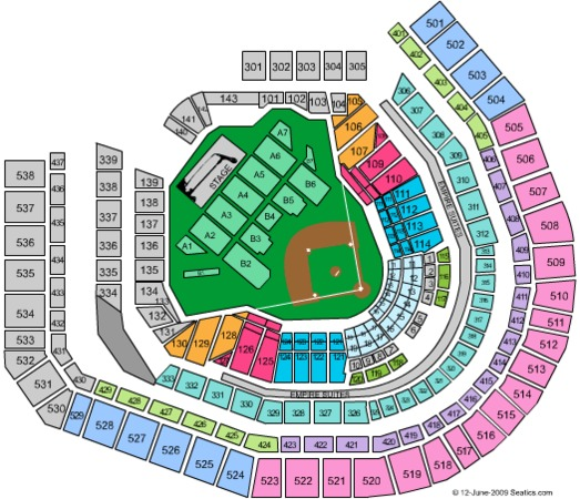 fenway park concert seating chart. Citifield Seating Chart