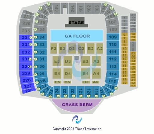 Stadium Lights Capacity: Soccer Stadium Tickets In Carson