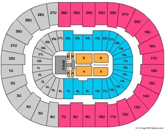 Legacy Arena at The BJCC Taylor Swift