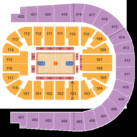 O2 Arena Basketball