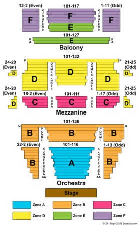Cutler Majestic Theatre Tickets In Boston Massachusetts