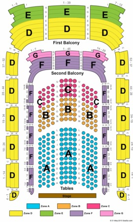 Boston symphony hall tickets in boston massachusetts seating charts