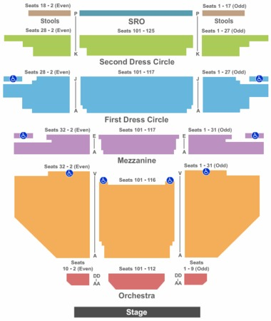 Tickets In Richmond Virginia Seating Charts Events And
