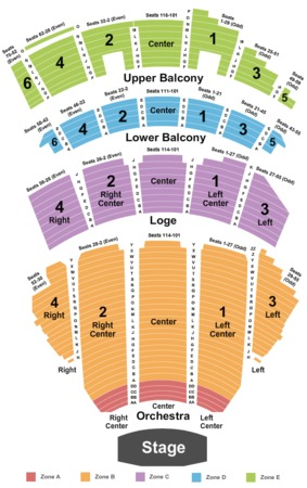 Beacon Theatre Endstage Int Zone