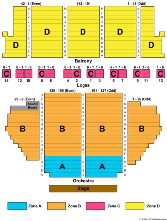 Town Hall Theatre Tickets in New York, Town Hall Theatre ...