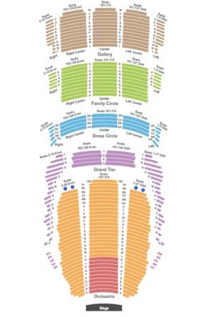 Heinz hall tickets in pittsburgh pennsylvania heinz hall seating