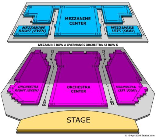 Virginia/August Wilson Theatre Tickets in New York ...