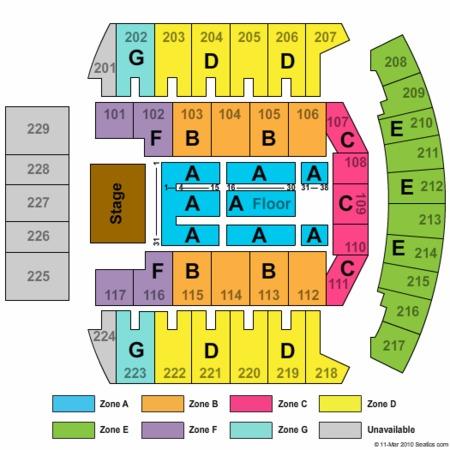 Bismarck Civic Center Tickets In Bismarck North Dakota Seating