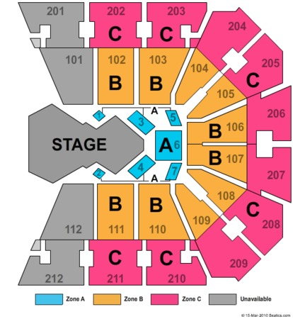 Bb Amp T Arena Tickets In Highland Heights Kentucky Bb Amp T