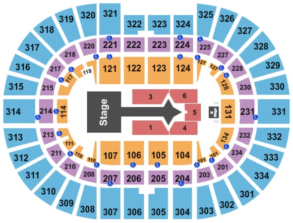Schottenstein Center Justin Bieber