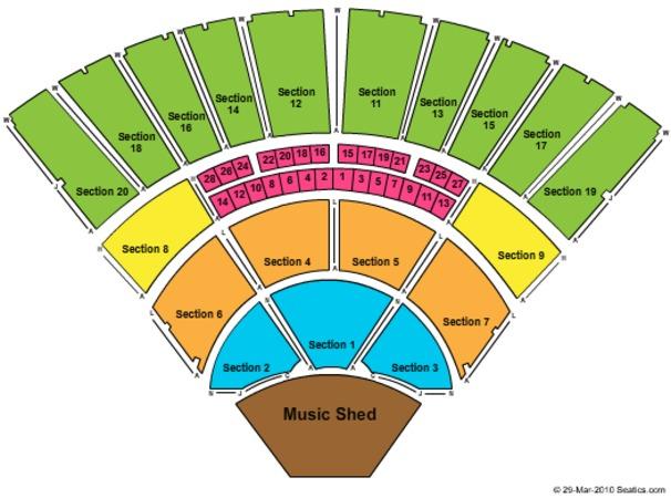 Tanglewood tickets in lenox massachusetts tanglewood seating charts