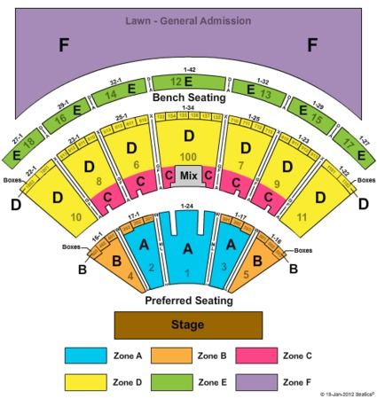 bethel woods center for the arts tickets in bethel ny  seating charts