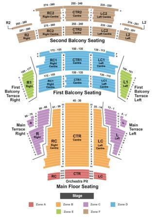 Southern Alberta Jubilee Auditorium Tickets in Calgary ...