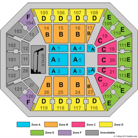 Mohegan sun arena tickets in uncasville connecticut mohegan sun